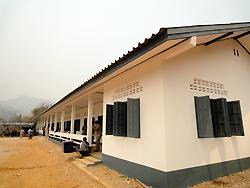山間部に建てた小学校(12校目)